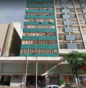 SALA COMERCIAL CENTRO DE CURITIBA - GALERIA RITZ