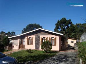 Casa à venda, 180 m² por R$ 520.000,00 - Santa Felicidade - Curitiba/PR