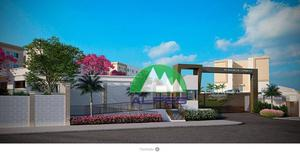 Apartamento com 2 dormitórios à venda, 41 m² por R$ 137.900,00 - Capela Velha - Araucária/PR