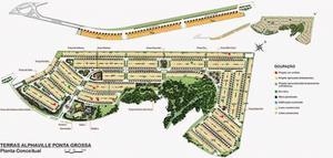 Condomínio Residencial Terras Alphaville