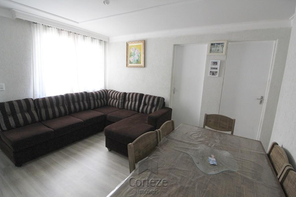 Apartamento 2 quartos mobiliado no Sitio Cercado