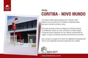 Terreno com casa Alto Boqueirão 429m2