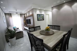 Apartamento com 3 quartos e suite no Guatupê