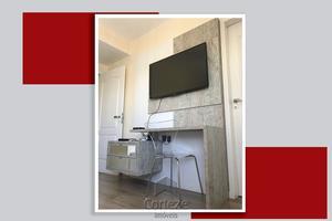 Apartamento 2 quartos, sendo 1 suite, Sta Quitéria