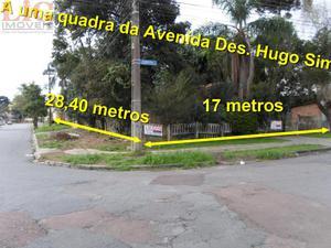 Terreno a Venda no bairro Pilarzinho em Curitiba - PR.  - T-854