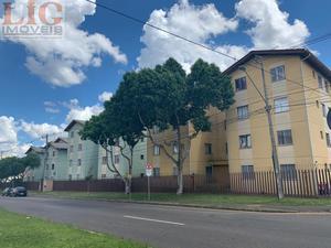 Apartamento a Venda no bairro Sítio Cercado em Curitiba - PR. 1 banheiro, 2 dormitórios, 1 vaga na garagem, 1 cozinha,  sala de tv.  - AP-760