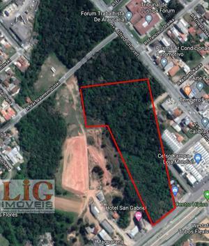 Área a Venda no bairro Porto das Laranjeiras em Araucária - PR.  - AR-946