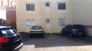 Apartamento para Alugar no bairro Roseira em São José dos Pinhais - PR. 1 banheiro, 3 dormitórios, 1 vaga na garagem, 1 cozinha,  área de serviço,  sa