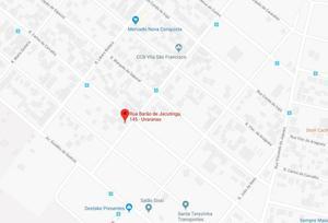 Venda - Casa - 2 quartos - 58,37m² - PONTA GROSSA