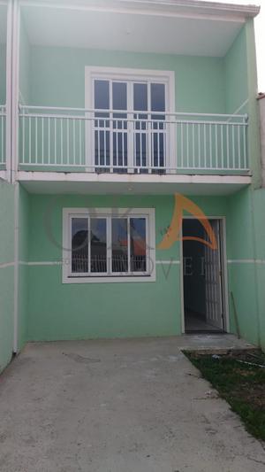 Sobrado 82,80m²  02 Dormitórios no Campo de Santana é na Oka Imóveis.