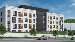 Apartamento com 3 dormitórios à venda, 62 m² por R$ 184.900 - Centro - Araucária/PR