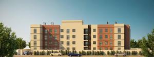 Apartamento com 2 dormitórios à venda, 45 m² por R$ 150.900 - Weissópolis - Pinhais/PR