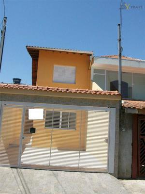 Sobrado residencial para venda e locação, Vila Guilherme, Sã