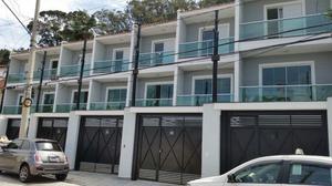 Sobrado residencial à venda, Vila Rosa, São Paulo.
