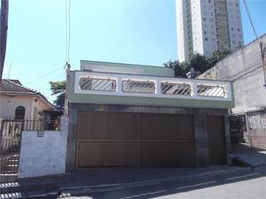 Casa assobradada residencial à venda, Vila Ede, São Paulo.