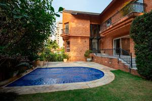 Casa com 4 dormitórios para alugar, 711 m² por R$ 55.000,00/mês - Vila Morumbi - São Paulo/SP