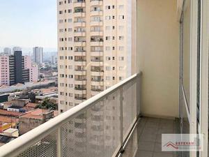 Loft com 1 dormitório para alugar, 41 m² por R$ 3.500,00/mês - Barra Funda - São Paulo/SP