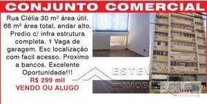 Sala Comercial para venda e locação, Água Branca, São Paulo - SA0015.