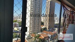 Apartamento residencial à venda, Pompéia, São Paulo - AP16747.