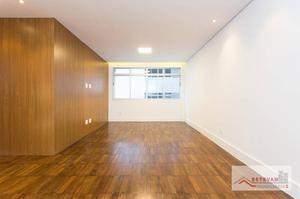 Apartamento com 2 dormitórios à venda, 100 m² por R$ 1.350.000 - Bela Vista - São Paulo/SP