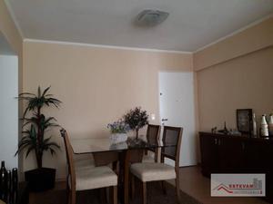 Apartamento com 3 dormitórios à venda, 72 m² por R$ 620.000 - Pompéia - São Paulo/SP