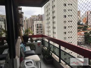 Apartamento com 4 dormitórios à venda, 112 m² por R$ 1.100.000 - Perdizes - São Paulo/SP