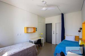 Studio com 1 dormitório para alugar por R$ 2.000/mês - Santa Cecília - São Paulo/SP