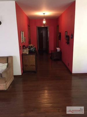 Apartamento com 3 dormitórios à venda, 240 m² por R$ 1.500.000,00 - Higienópolis - São Paulo/SP