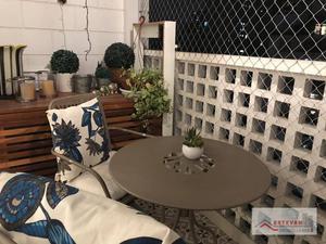Apartamento com 3 dormitórios à venda, 149 m² por R$ 1.500.000,00 - Higienópolis - São Paulo/SP