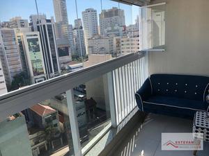 Studio com 1 dormitório à venda, 36 m² por R$ 497.000,00 - Santa Cecília - São Paulo/SP