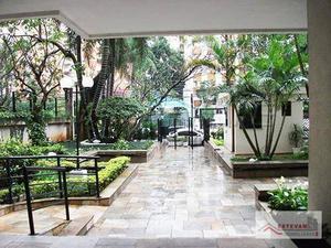 Apartamento com 3 dormitórios à venda, 136 m² por R$ 858.600,00 - Perdizes - São Paulo/SP