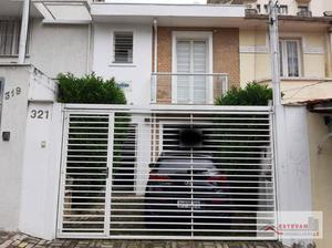 Sobrado Comercial com 2 dormitórios para alugar, 100 m² por R$ 5.500 - Perdizes - São Paulo/SP