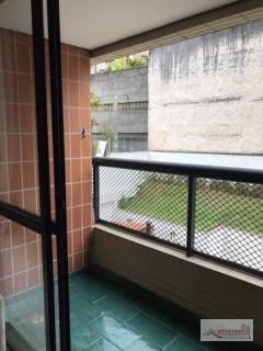 Apartamento com 3 dormitórios à venda, 76 m² por R$ 564.000,00 - Vila São Francisco - São Paulo/SP