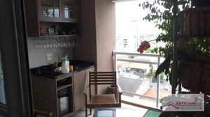 Apartamento com 2 dormitórios à venda, 64 m² por R$ 848.000 - Perdizes - São Paulo/SP