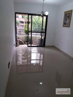 Apartamento com 3 dormitórios à venda, 87 m² por R$ 563.000,00 - Morumbi - São Paulo/SP