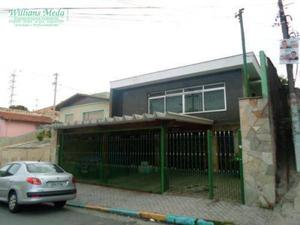 Sobrado residencial à venda, Vila Araguaia, São Paulo.