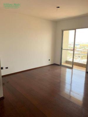 Apartamento com 2 dormitórios para alugar, 59 m² por R$ 2.000/mês - Santana - São Paulo/SP