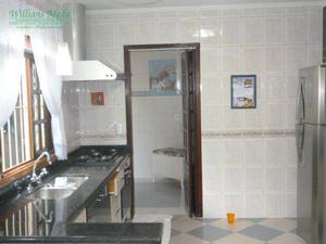 Sobrado com 3 dormitórios à venda, 112 m² por R$ 650.000,00 - Vila Gustavo - São Paulo/SP