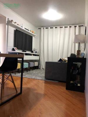 Apartamento com 3 dormitórios à venda, 70 m² por R$ 450.000,00 - Santana - São Paulo/SP