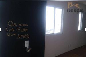 Studio com 1 dormitório à venda, 36 m² por R$ 229.000 - Jardim Celeste - São Paulo/SP