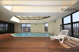 Flat com 1 dormitório, 35 m² - venda por R$ 235.000,00 ou aluguel por R$ 3.000,00/mês - Vila Clementino - São Paulo/SP