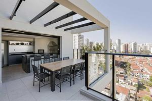 Studio residencial à venda de 28m² em São Paulo.