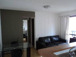 Apartamento residencial para locação de 36m² 1 dorm em São Paulo.