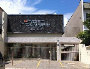 Loja comercial para locação de 102m² na Vila Mascote em São Paulo.
