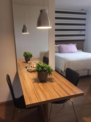 Flat residencial à venda, Itaim Bibi, São Paulo.