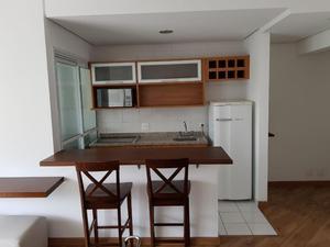 Flat residencial para venda e locação, Cerqueira César, São Paulo.