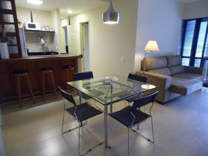 Flat residencial para locação, Cerqueira César, São Paulo.