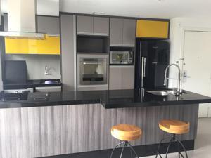 Flat residencial à venda, Vila Olímpia, São Paulo.