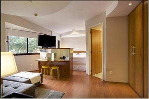 Flat com 1 dormitório para alugar, 34 m² por R$ 3.200/mês - Brooklin Paulista - São Paulo/SP