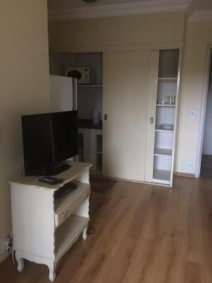 Flat com 1 dormitório à venda, 42 m² por R$ 440.000 - Jardim Europa - São Paulo/SP